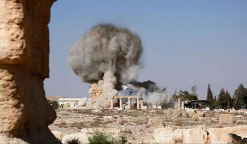 ВКС России уничтожили в Сири…