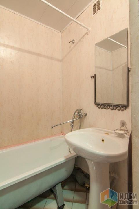 Ремонт в маленькой ванной. В…