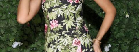 Как сшить летнее платье своими руками