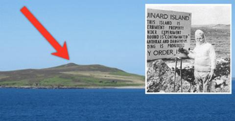 Этот остров 75 лет был под к…