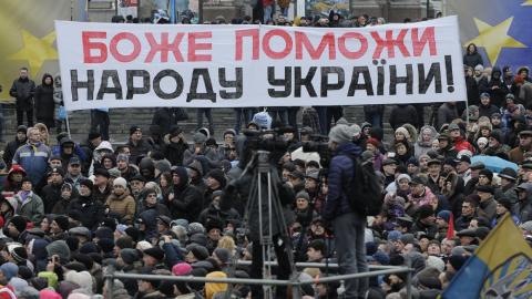 Украинцев обманули киевские власти и их заокеанские друзья — блогер