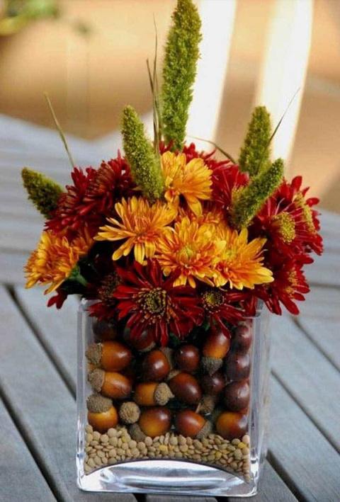 Осенние вазы (подборка)