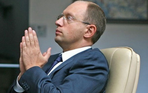 Яценюк разоблачил врагов украинского народа: увеличения соцвыплат требуют агенты ФСБ!