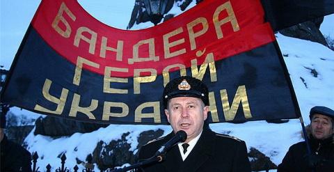Украинский флотоводец Лупако…