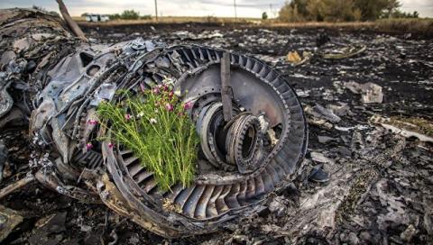 ДНР передала Нидерландам обломки и останки погибших при крушении MH17