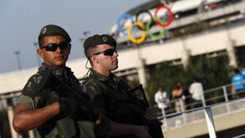 Бразильские грабители потреб…