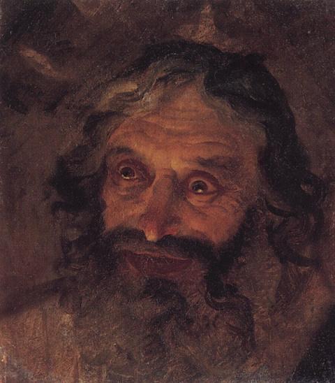 Передвижники. Николай Ге.Картина – не слово, – говорил Ге. – Она дает одну минуту, и в этой минуте должно быть все, а нет – нет картины».