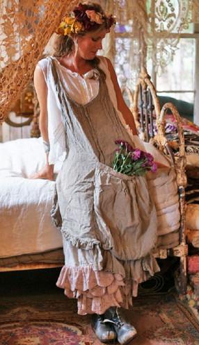 Бохо или домашняя одежда «фр…