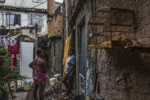 «Ад на земле»: фото бразильских трущоб, от которых становится страшно