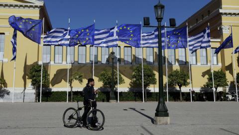 """Робертс: союз с Россией поможет Греции избежать """"захвата"""" Западом"""