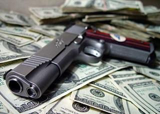 Криминальные деньги России –…