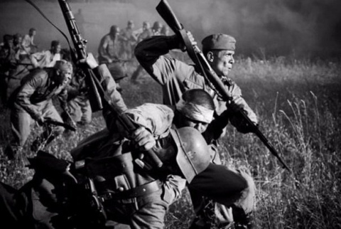 Почему немцы избегали рукопа…