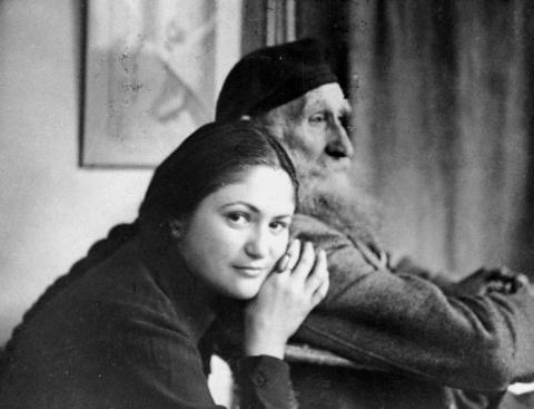 Идеал гармонии — как девушка из Кишинева стала музой 3-х французских гениев