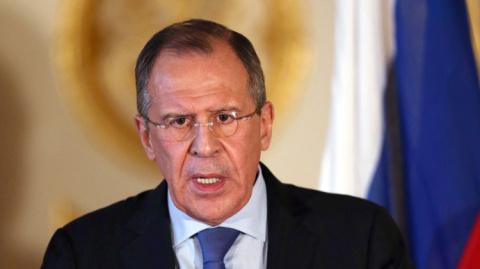 Лавров: удар США по Сирии был противоправным
