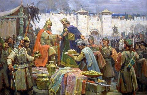 Русская история – не заимств…
