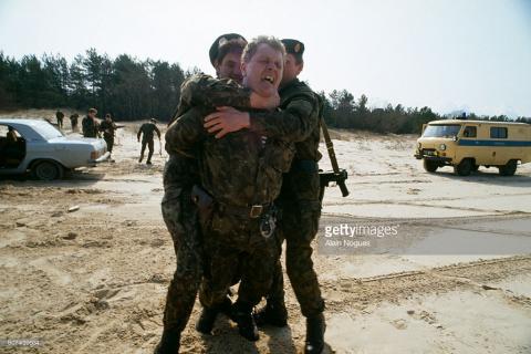Дедовщина в советской армии,…