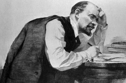 Ленин о надвигающейся катастрофе