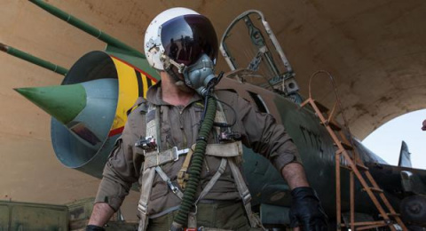 Российские ВКС нанесли мощный смертельный удар по террористам в Сирии