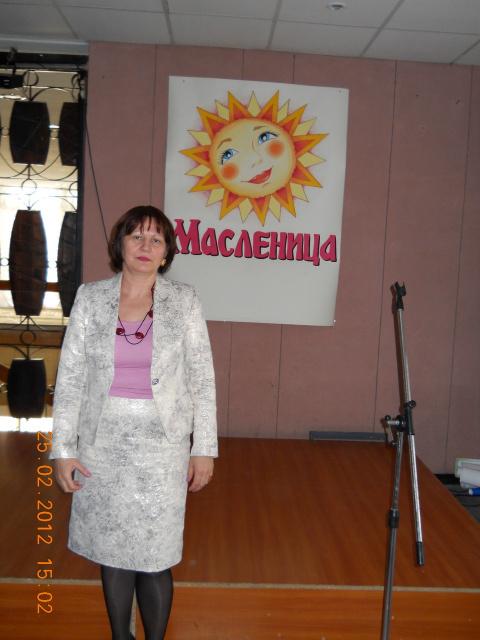 Таня Тимонина (Шапина)