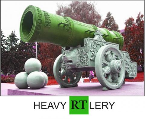 Heavy RT-lery