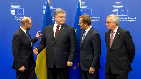 Европарламент отменил визы д…