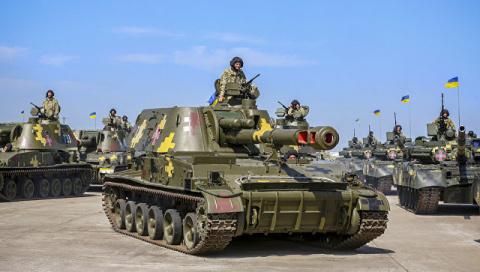 """Вместо """"голубей мира"""" - в Госдуме прокомментировали отправку Киевом танков Т-80 на Донбасс"""
