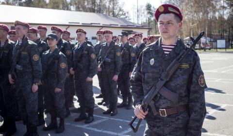 Осенний призыв на Украине ст…