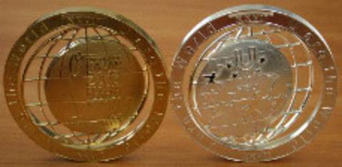 Медали Всемирной Универсиады в Казани