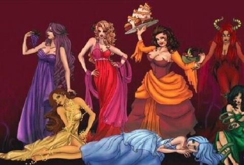 7 женских грехов, которые мужчины не  терпят и не прощают