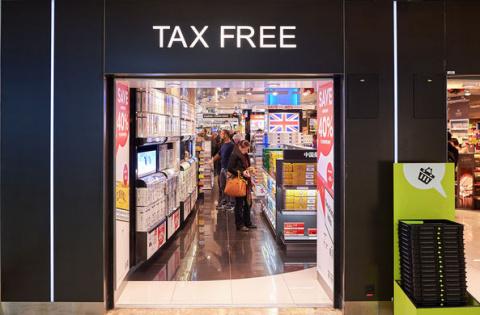 В России принят закон о tax free