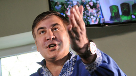 Путина и Януковича надо ненавидеть меньше, чем Порошенко — Саакашвили