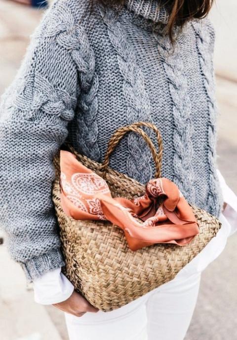 Модно — подборка разнообразного трикотажа актуальных цветов сезона осень 2017