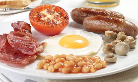 Английский завтрак!