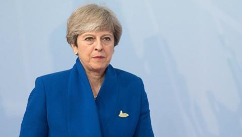 Представитель UKIP в открытом письме призвал Мэй отменить санкции против РФ