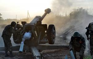 В Донецке с раннего утра возобновились боевые действия