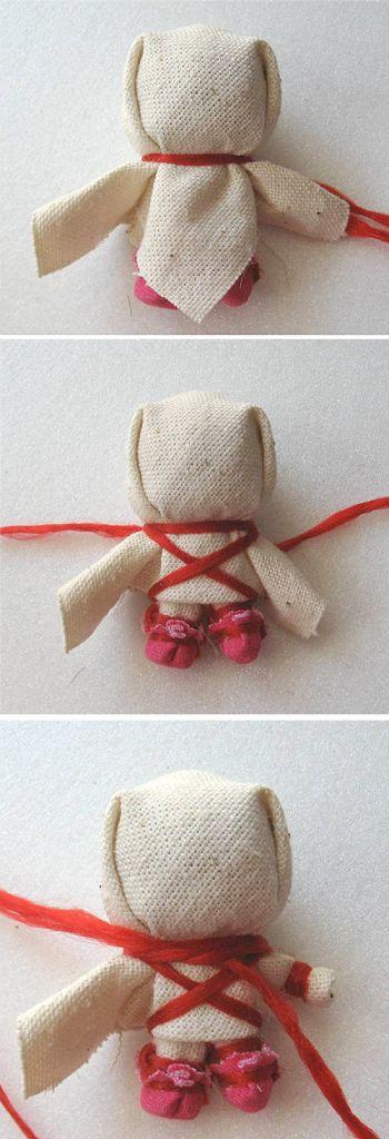 Авторская кукла -Оберег. Кукла Счастье. Pinigina (Зоя Пинигина) М.К.
