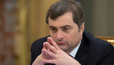 Америка отдает Украину на рассмотрение Суркову
