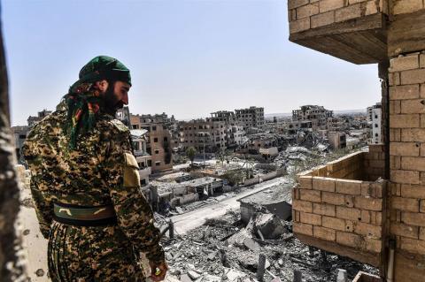 Ракка освобождена. Война с ИГИЛ заканчивается