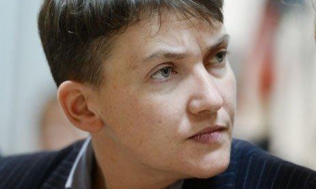 Савченко пожалела, что не ум…