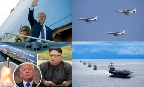 Китай провел ядерную атаку а…