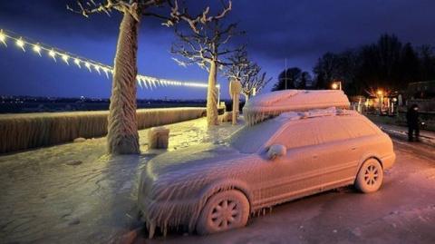 Чем спастись от холода в промерзшей машине