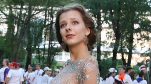 Лиза Арзамасова очаровала по…