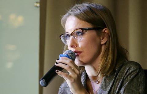 Собчак поддержала санкции СШ…