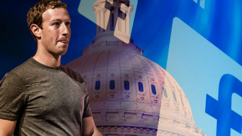 Марк Цукерберг ловит русских шпионов