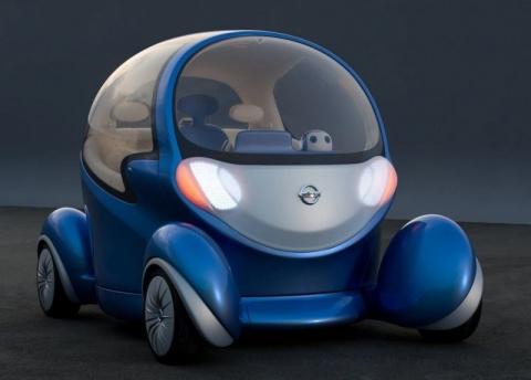 Пять очень странных экологичных автомобилей