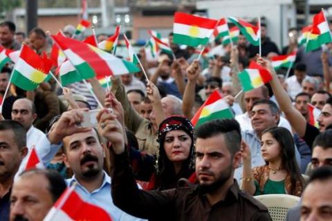 СМИ: в Иракском Курдистане стартовал референдум о независимости