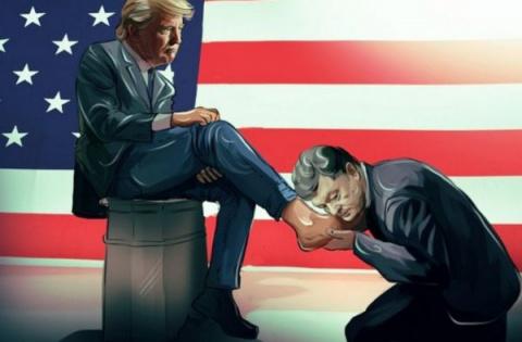 За дружбу с Америкой нужно п…