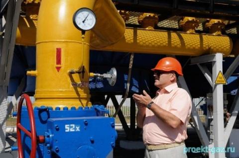 Украина снова слегка понизила тарифы на газ для промышленности