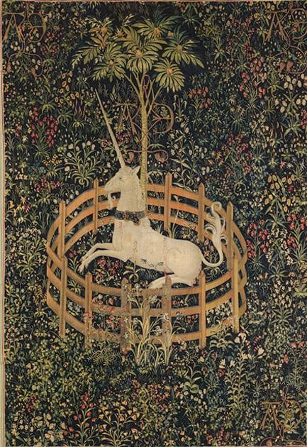 Растительный код. Живопись средневековья