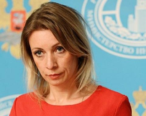 Мария Захарова: у нас есть с…